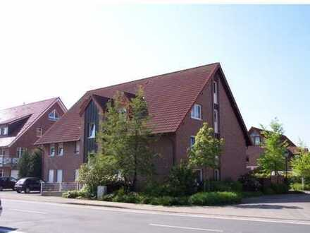 Schöne 3-Zimmer-Erdgeschosswohnung mit Terrasse und Garten in Raesfeld