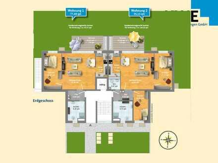 Akktraktives Mehrfamilienhaus in Dagersheims Blumenviertel - Wohnung Nr. 2