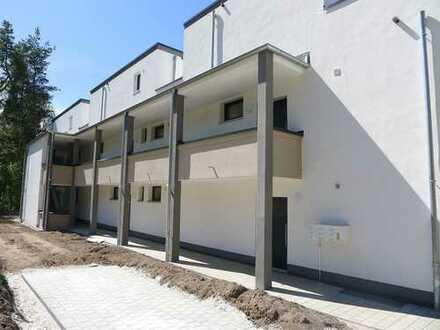 BAU WEIT FORTGESCHRITTEN! Waldluft genießen: Tolle 3-Zimmer-Wohnung mit Balkon/ Wintergarten d