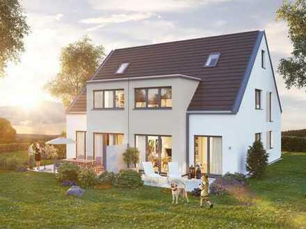 Jetzt Baubeginn in Erlangen Tennenlohe