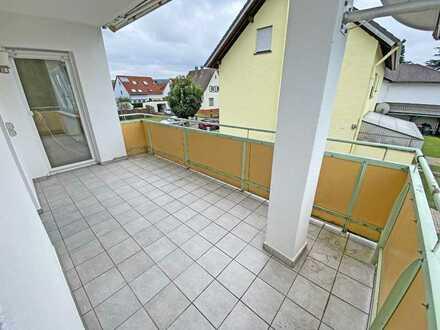 6404 - Renovierte 3,5-Zimmerwohnung mit Balkon und Gartenmitbenutzung nähe S-Bahn!