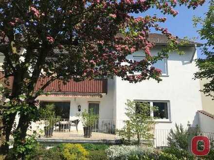 Viel Platz zum Wohlfühlen - Top gepflegtes Einfamilienhaus (10m x 8m) mit Garage und Garten