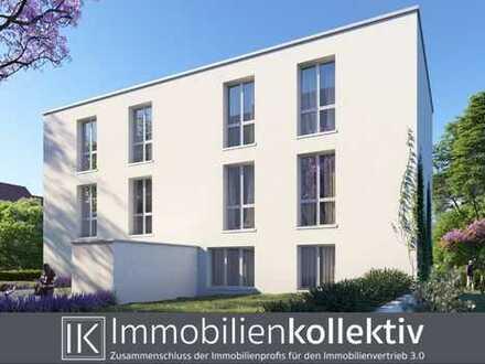 Neubau Mehrfamilienhaus KfW 40: 9 Wohnungen & ca. 350 qm Wohn-/Nutzfläche in gesuchter Zentrumslage!
