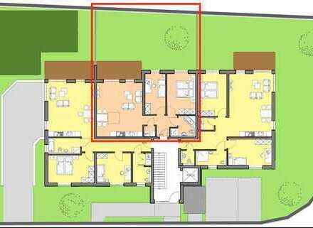 ***Hochwertiger Neubau mit 75 qm Garten in toller Lage***
