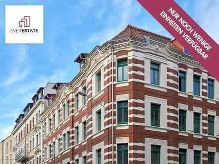 Provisionsfrei & frisch renoviert: 3-Zimmer-Altbautraum im Dachgeschoss