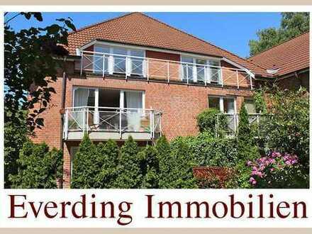 Wohnen im Grünen: 2-Zimmer-Wohnung mit West-Terrasse