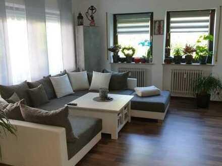 Schöne 2-Zimmer-Erdgeschosswohnung mit Balkon in Passau
