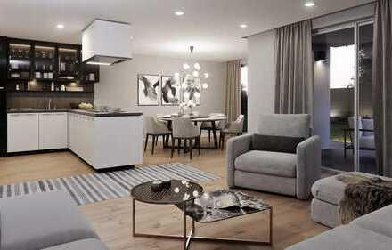 Ideale 2-Zimmerwohnung