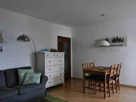 Neuss-Grimlinghausen - Schöne Dreizimmerwohnung in gepflegtem Haus
