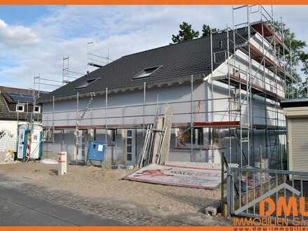 Neubau DHH, 4 ZKB, TL-Bad Wa+Du, Gäste-WC, Garten, Garage, PKW-Stellpl., ruhige Lage