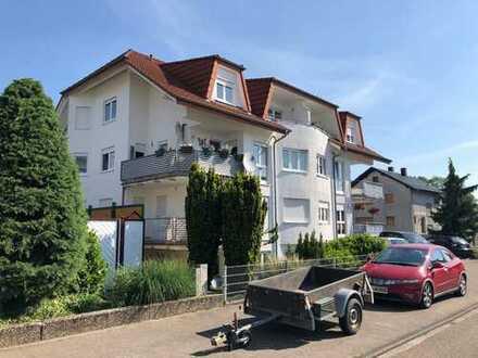 ***großzügig und hell!!!*** Gepflegte 4 Zimmerwohnung in Kronau