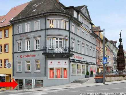TOP Büro/Laden/Atelier direkt am Marktbrunnen