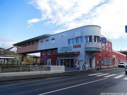 Bingen Stadtbahnhof City-Bürogebäude und Gastronomiefläche