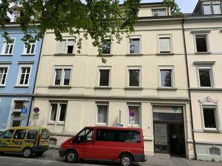 Sonnige 4 Zimmer - Wohnung plus extra Zimmer in Konstanz, Paradies