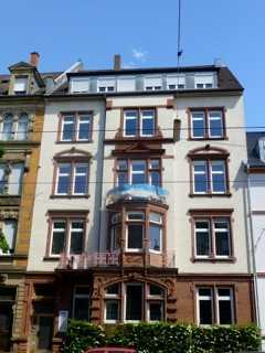 Großwohnung, auch für zugleich Praxis/Büro, in repräsentativer Lage, Karlsruhe-Südweststadt