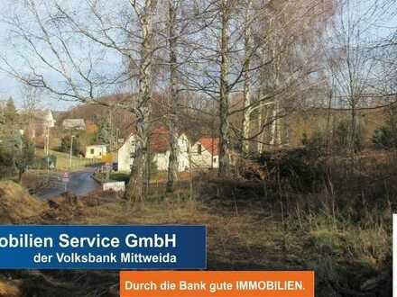 Grundstück für Ihr neues Zuhause - Zwischen Dresden und Chemnitz - Preiswert und bauträgerfrei!
