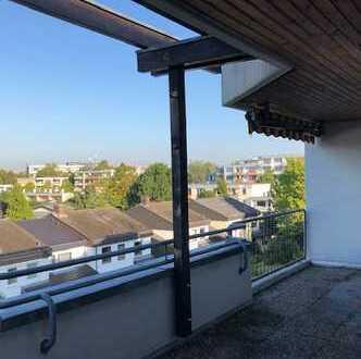 2,5-Zimmer-Penthouse-Wohnung mit Terrasse in HD-Handschuhsheim