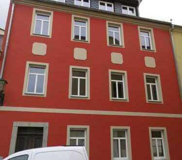 Schicke Galerie-Wohnung im Zentrum von Kamenz. Super Aussicht!