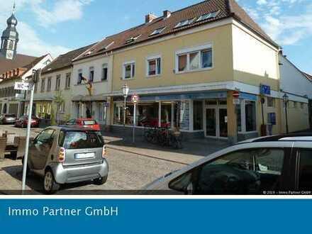 Helle Studentenwohnung für 3er WG in der Fußgängerzone in Germersheim