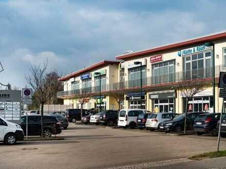 Ebenerdiges Ladenlokal in Glienicke in der Galerie Sonnengarten zu vermieten