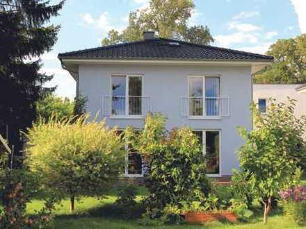 ** Neubau eines Stadthauses direkt am Kaulsdorfer Busch incl. großem Einzelgrundstück!*
