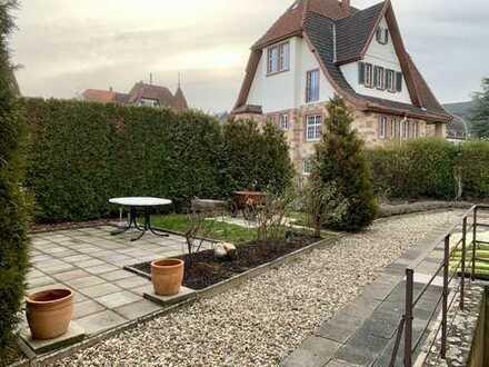 Gemütliche, renovierte 3-Zimmerwohnung mit Gartenanteil