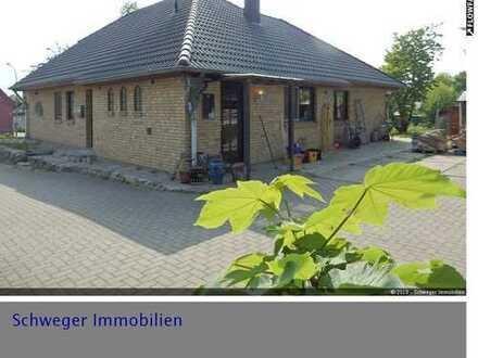 Einfamilienhaus mit sehr guter Aufteilung in schöner Lage von Schwabstedt zu verkaufen