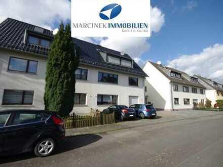Trd. – Kriegsdorf • Gemütliche DG-Wohnung mit Pkw-Stellplatz in ruhiger Lage