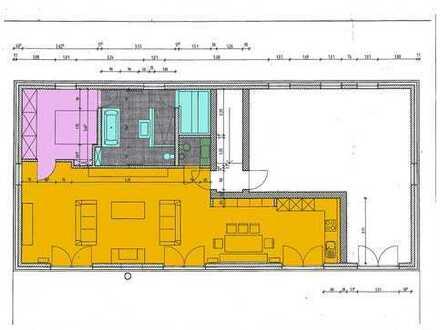 Große Dachterrassenwohnung mit exklusiver Ausstattung in bevorzugter Lage