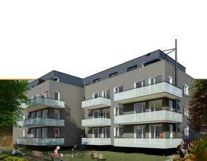 Zentral wohnen in der Kernstadt Nürtingen - VIERZIMMERWOHNUNG MIT BALKON - bereits im BAU -