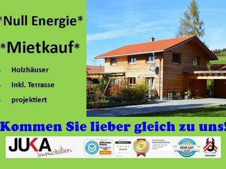 ***NULL-ENERGIE-Holzhaus***in 8 Stunden ausbaufertig***