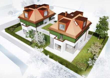 Neubau eines Einfamilienhauses mit Verbundgarage - Haus 2 (Ost)