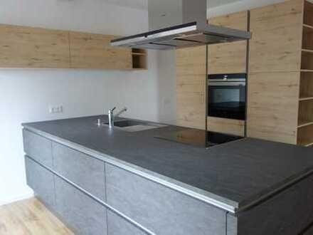 Neuwertige 3-Raum-Wohnung mit Balkon und Einbauküche in Coburg