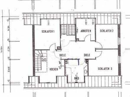 Ansprechende, gepflegte 5-Zimmer-Maisonette-Wohnung mit gehobener Innenausstattung in Kupferdreh