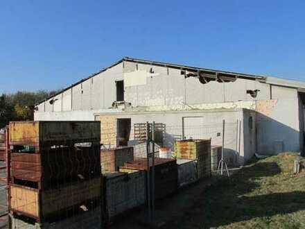 Lagerhalle/Werkstatt in Annaberg Buchholz