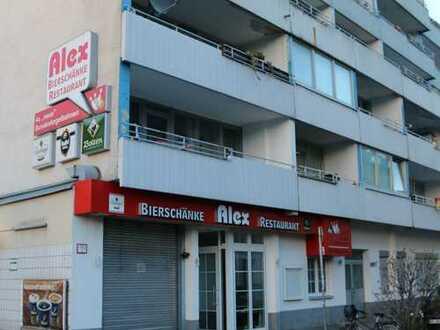 Gaststätte mit 4 Kegelbahnen und einer Wohnung im Zentrum von Krefeld
