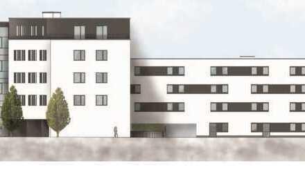 Direkt vom Eigentümer: Penthausbüro in repräsentativen Neubau in Top Lage