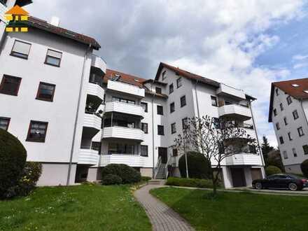 Ideale 2-Raum-Wohnung mit Balkon und Tageslichtbad in beliebter, ländlicher Wohnlage