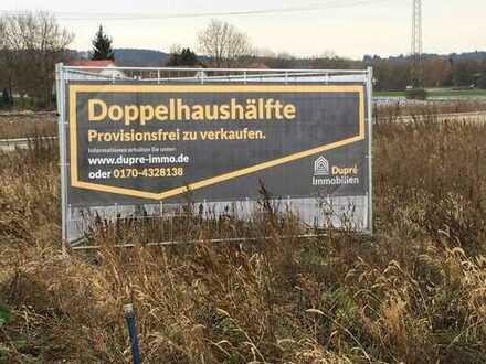 "Erstbezug – Großzügige DHH in Niedrigenergiebauweise ""KfW55"""