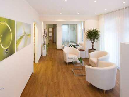 Sehr schöne-helle und freundliche Büro/Praxisräume im Grünen
