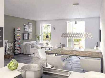 Eleganz & Komfort in heller 3-Zimmer Wohnung mit großzügiger Terrasse