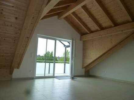 Moderne 2-Zimmer-Wohnung mit Balkon und Einbauküche in Geretsried