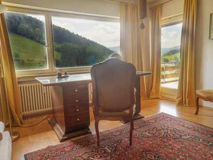 Zimmer mit traumhafter Aussicht in geplanter 7er WG mit großem Balkon