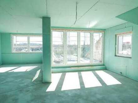 Bochum Altenbochum: Moderne neu gebaute Dachgeschosswohnung