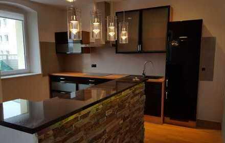 Hochwertige 3-Zimmer-Wohnung an den Vilsauen