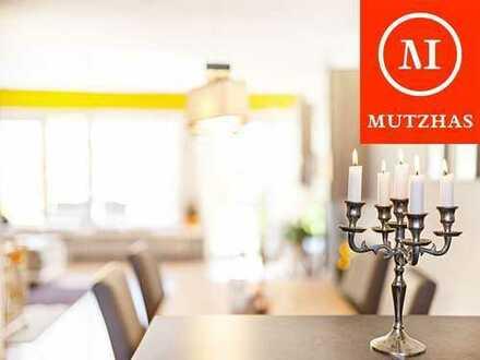 MUTZHAS - Familienparadies in Kirchheim! Reiheneckhaus mit Dachterrasse und Gartenanteil