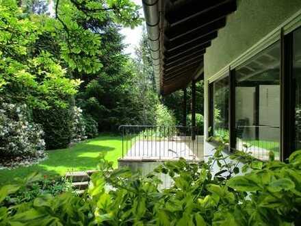 Buchenhain/Baierbrunn - freistehendes Mehrgenerationenhaus in idyllischer Waldrandlage!