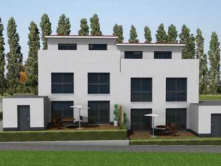 Doppelhaushälfte für Gewerbetreibende in Hofheim