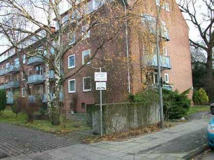 Charmantes Wohnen in ruhiger und grüner Wohnlage in Eilbek, Besichtigung am 8.12.18 um 12h