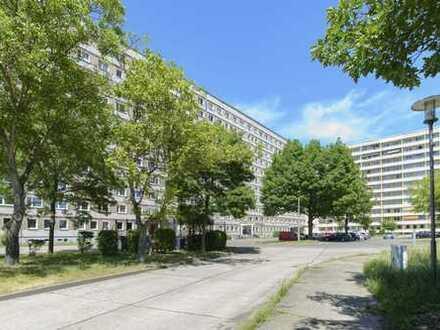 4-Raumwohnung mit 2 Balkone